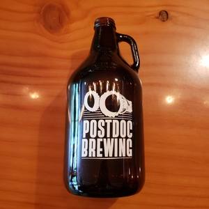 Studying Abroad Fruit Ale - Growler -  32oz includes glass growler